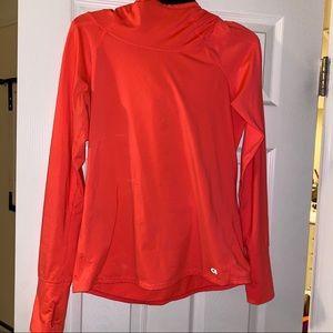 GAP Running Pullover w/ Zip Pocket